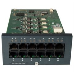 Плата расширения Avaya IP OFFICE/B5800 IP500 EXTENSION CARD DIGITAL STATION 8 (700417330)
