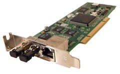 Сетевая карта PCI ST 1x10/100 Base-T Allied Telesis AT-2451FTX/ST