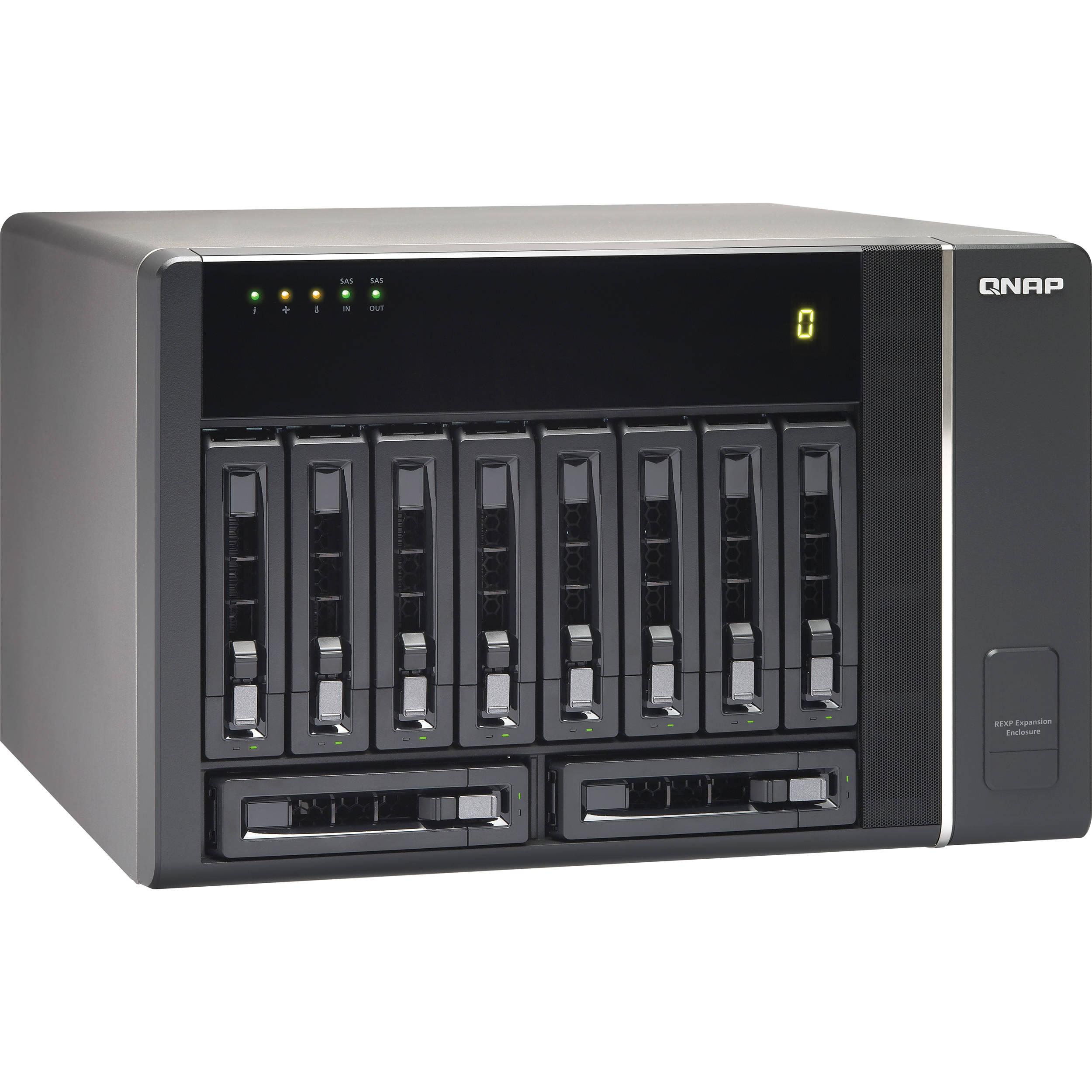 Продажа NAS серверов