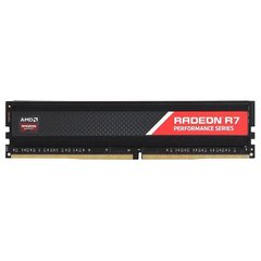Модуль памяти AMD Radeon R7 Performance DDR4 2666MHz 16GB (R7S416G2606U2S)