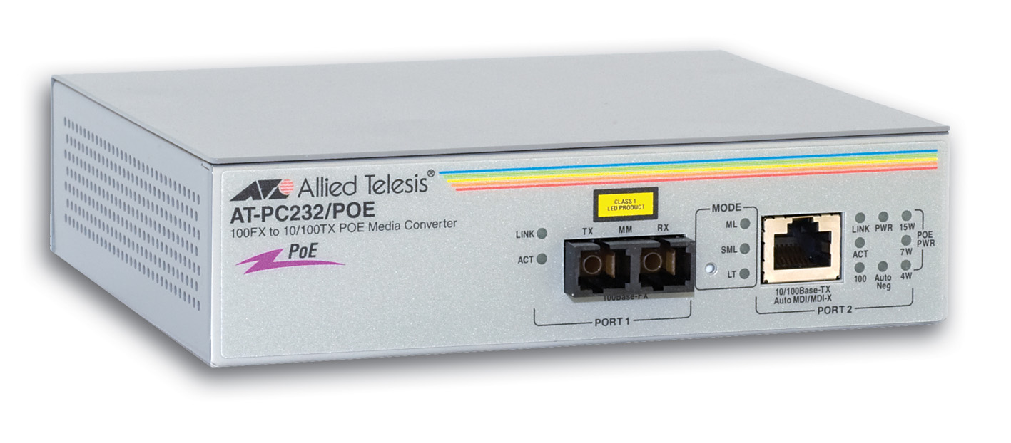 Allied Telesis AT-PC232/POE-50