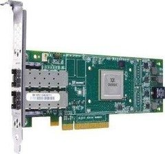 Плата-контроллер Dell 16Gb Qlogic 2662 Fibre Channel Host Bus Adapter Card (406-10741)