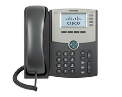 IP телефон Cisco SPA514G Фото 1 из 2