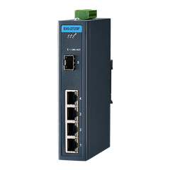 Коммутатор промышленный неуправляемый Gigabit Ethernet IP30 Advantech EKI-2725F-AE