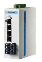 Коммутатор промышленный неуправляемый Fast Ethernet IP30 Advantech EKI-5524MM-AE