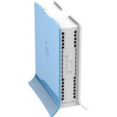 Роутер Mikrotik RB941-2nD-TC (hAP lite tower case) Фото 1 из 5