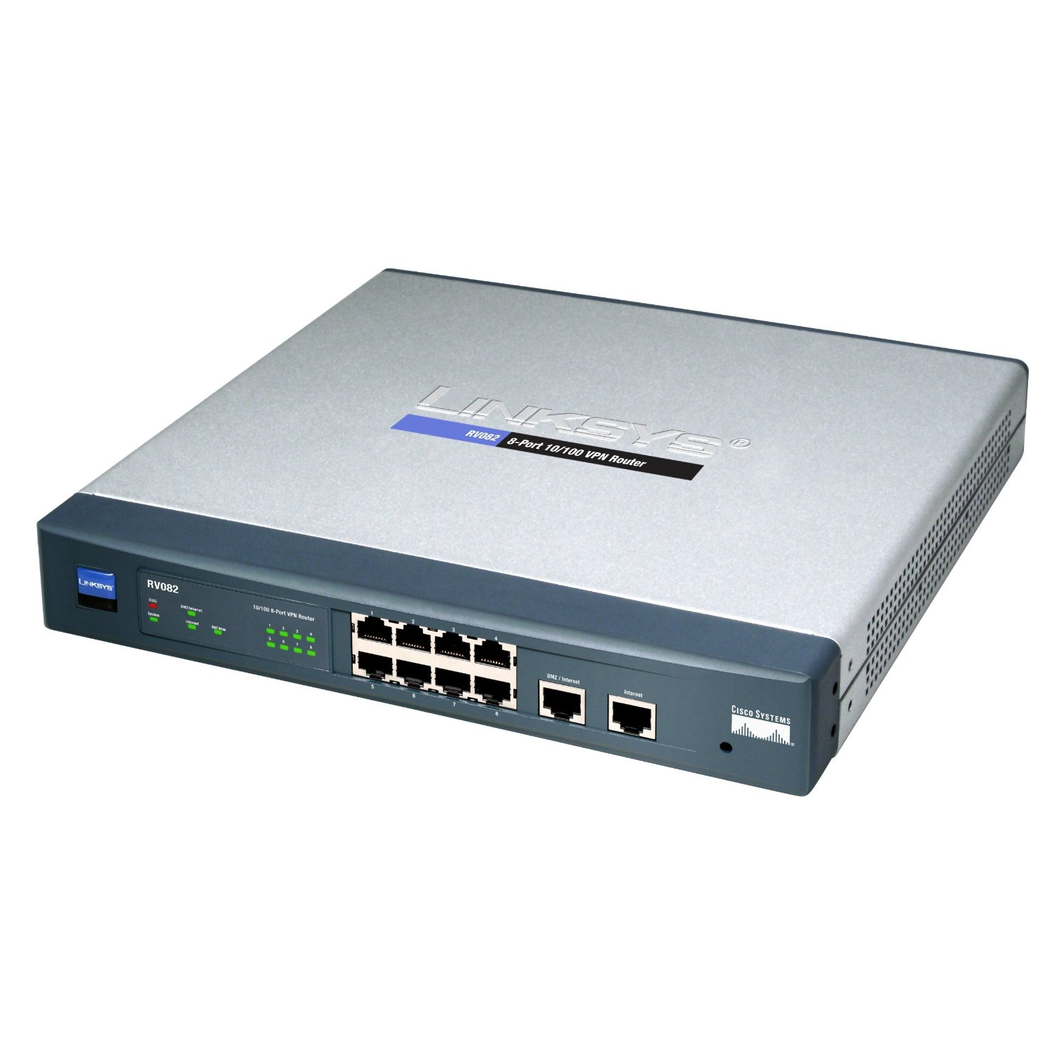 Роутер Cisco RV082-EU Фото 1 из 1
