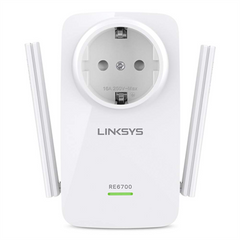 Linksys RE6700, Белый