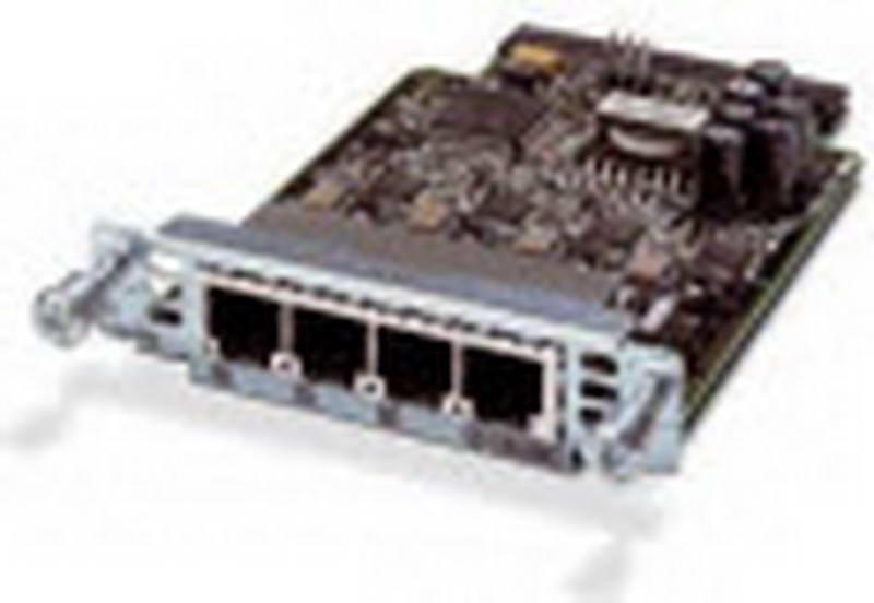 Cisco VIC3-4FXS/DID