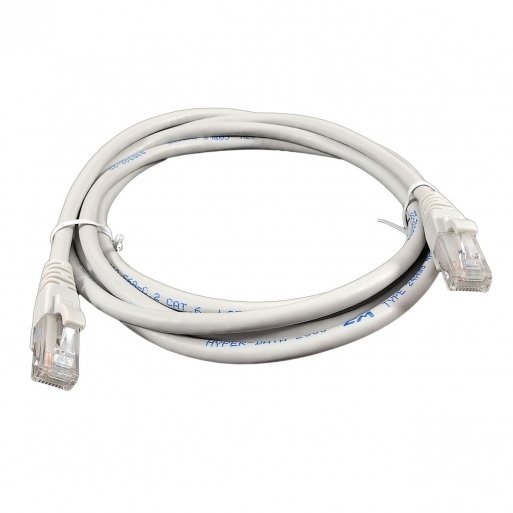Кабель RJ-45, UTP, 2 м, cat. 6, LSZH, EPN CBL-62U2MGY