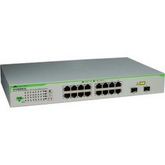 Сетевой коммутатор Allied Telesis WebSmart Gigabit Ethernet (GS950/16PS-50) Фото 1 из 1