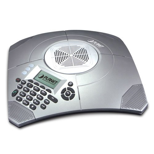 IP телефон IP Телефон Planet VIP-8030NT-220 HD Voice Conference IP Phone PSTN (220V) Фото 1 из 7