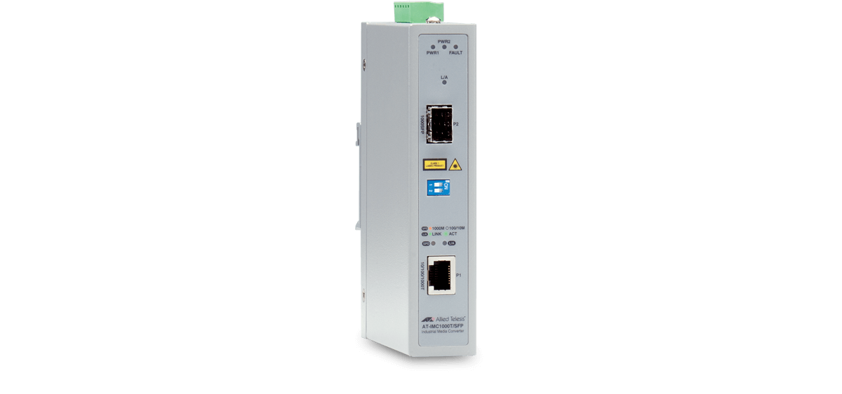Allied Telesis AT-IMC1000T/SFP-80