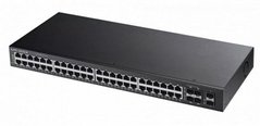 Сетевой коммутатор Zyxel 44-port + 2 SFPGbE + 4 Combo SFP/RJ-45 GbE L2 Switch (GS2210-48) Фото 1 из 1