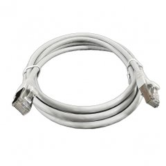 Кабель RJ-45, F/FTP, 10 м, cat. 6a, LSZH, EPN CBL-G2FF10MX